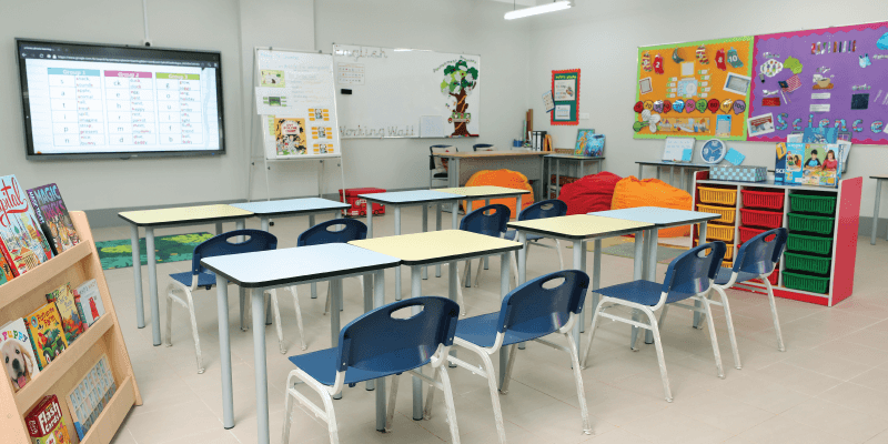 primary-classroom